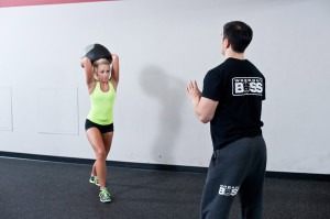 WORKOUT BOSS In Training - Bodywork